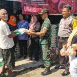 Penyaluran  BPNT Ke Warga Kelurahan Sukosari