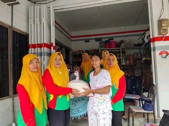 Penyaluran Bantuan Pangan Non Tunai (BPNT)